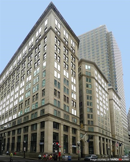 Boston,MA buildings | TTR Data Recovery