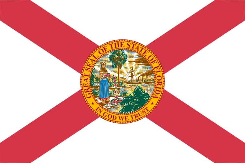 Florida State Flag | TTR Data Recovery