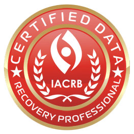 IACRB Certified Technicians | TTR Data Recovery