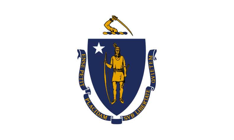 Massachusetts State Flag | TTR Data Recovery