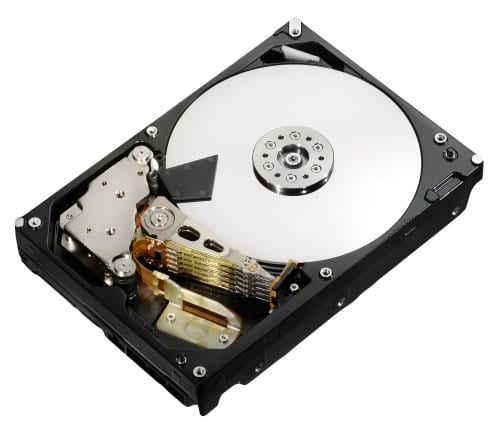 Mechanical Hard Drive | TTR Data Recovery