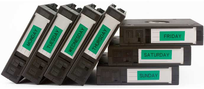 Tape Data Recovery Services   TTR Data Recovery