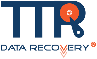 TTR Data Recovery Social Logo