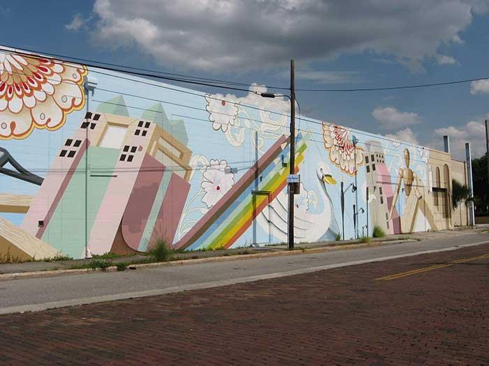 Andrew Spear Mural