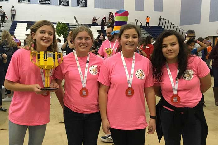 Fairfax Robotics All Girls Team
