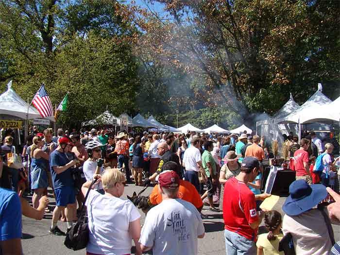 Falls Church Festival