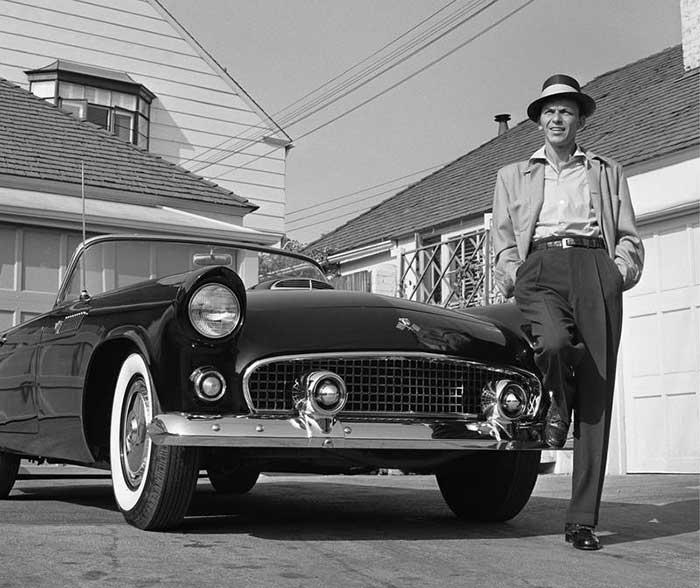 Frank Sinatra Post War America