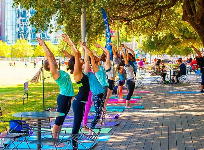 Free Park Bootcamps