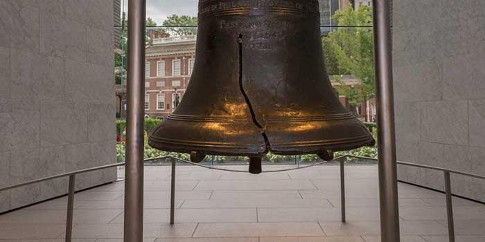 Libery Bell In Pennsylvania