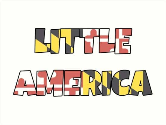 Maryland Little America