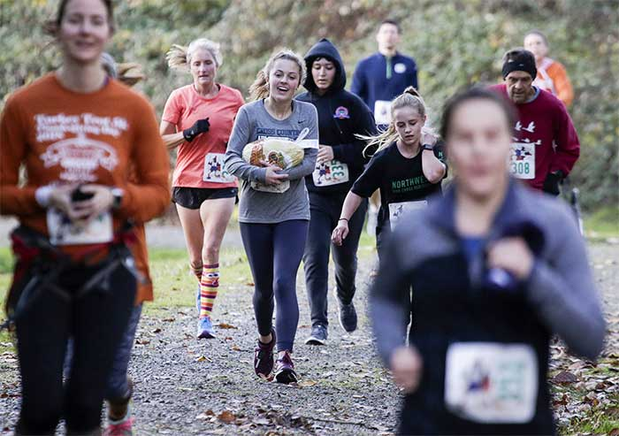 Runners In Arlington