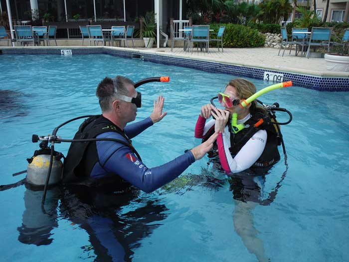 Spe Dive School