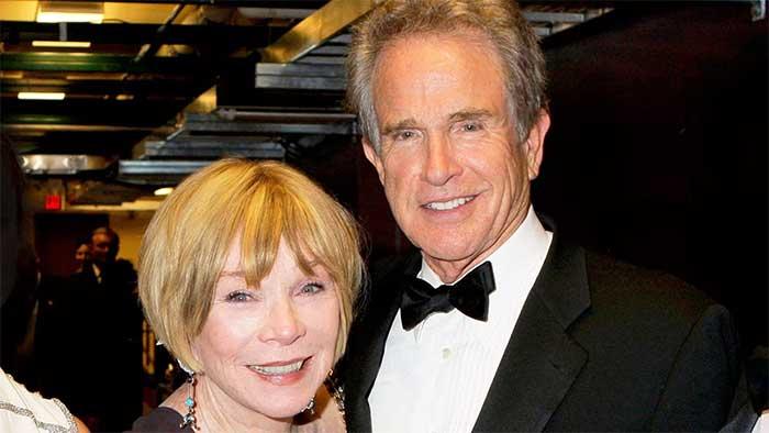 Shirley Maclaine & Warren Beatty