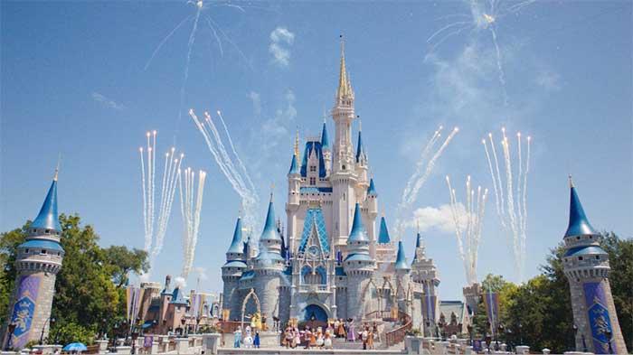 Walt Disney In Orlando
