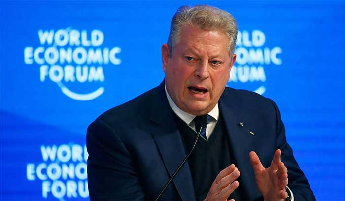 Al Gore Washington Global Activist