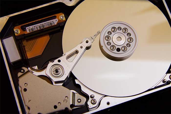 Charlottesville Hard Disk Failure