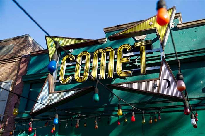 Comet Pingpong