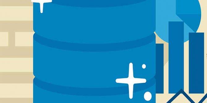 Database Recovery Logo