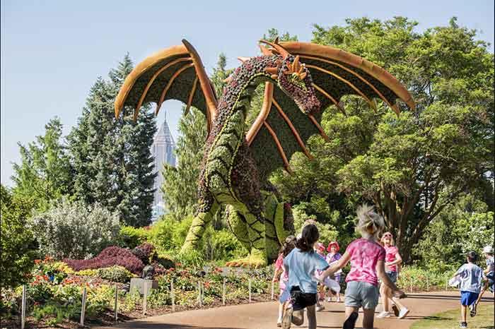 Dogwood City Botanical Garden
