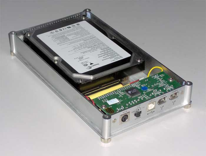 External Hard Drive With Case