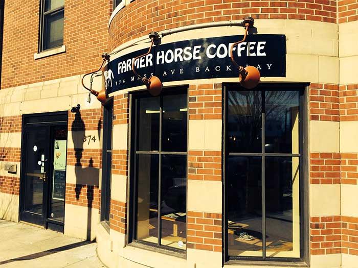 Farmer Horse Coffee