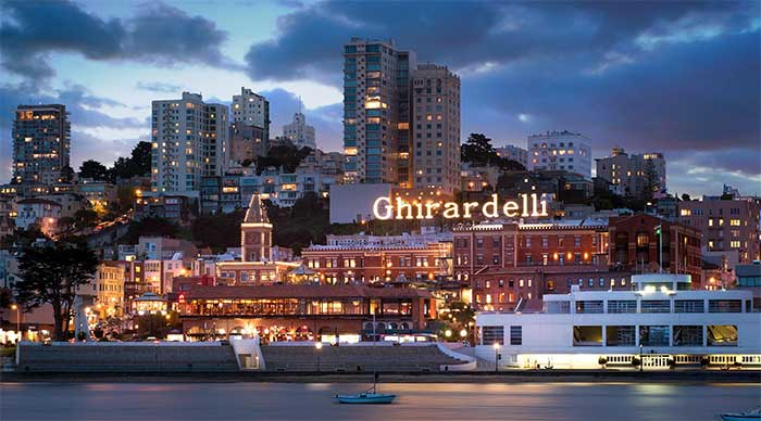 Ghirardelli Square Today