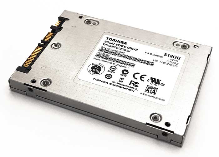 How Solid State Drive Works