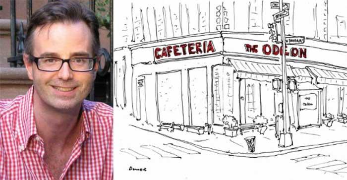 John Donohue Sketch Artist