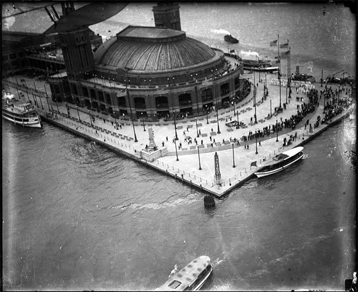 Navy Pier History