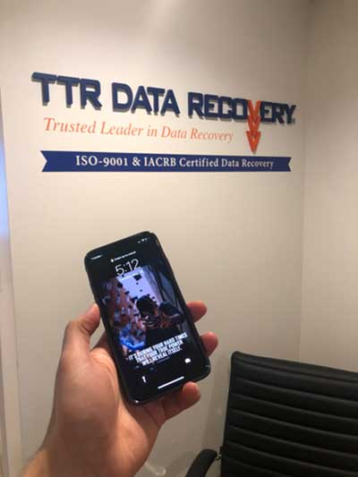 Phone Data Recovery Ttr