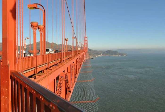 San Francisco Ca Golden Bridge