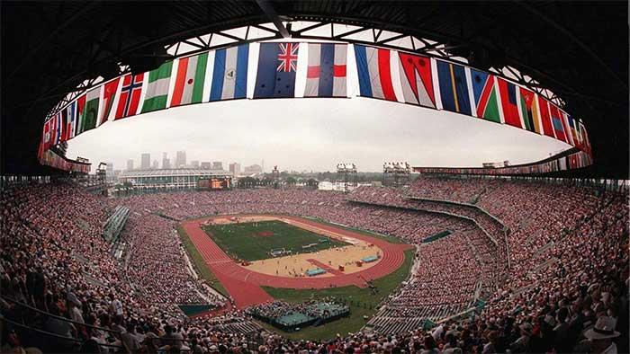 Summer Olympics 1996