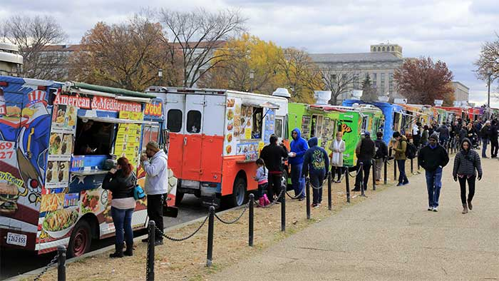 Food Trucks In Dc | TTR Data Recovery
