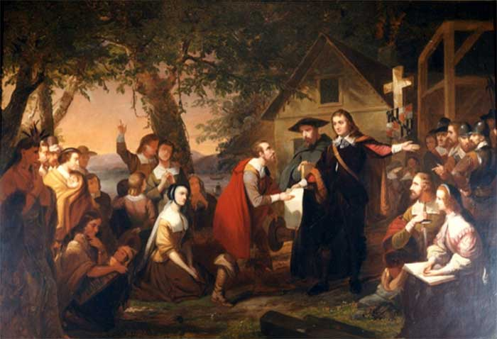 Founding Of Maryland