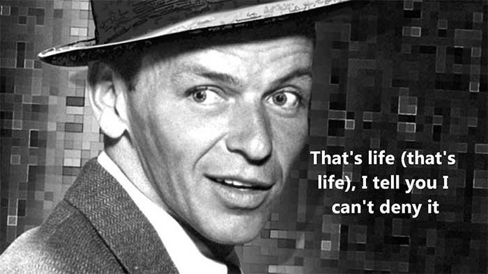 Frank Sinatras Life