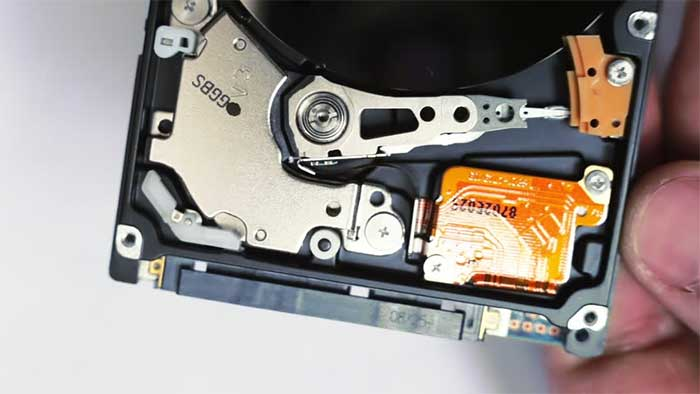 Hard Drive Data Lost Falls Church