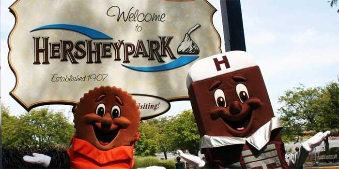 Hershey Park Costumes