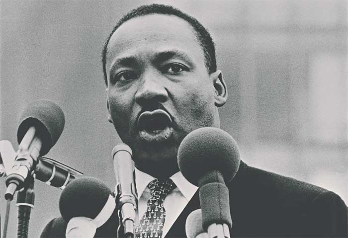 Martin Luther King Memory