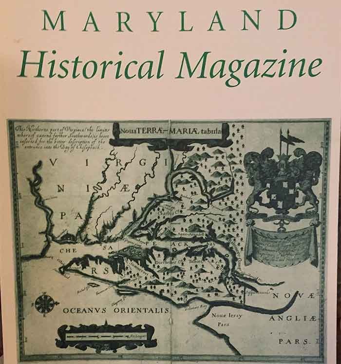 Maryland Historical Magazine