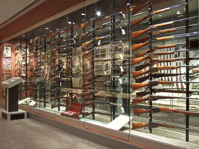 National Firearms Museum Guns List