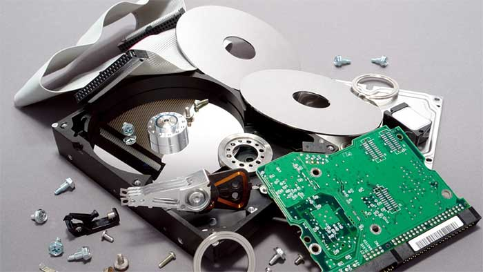 Newport News Hard Drive Data Loss