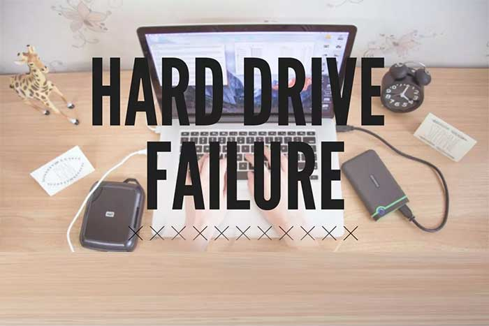 Norfolk Hard Drive Failure