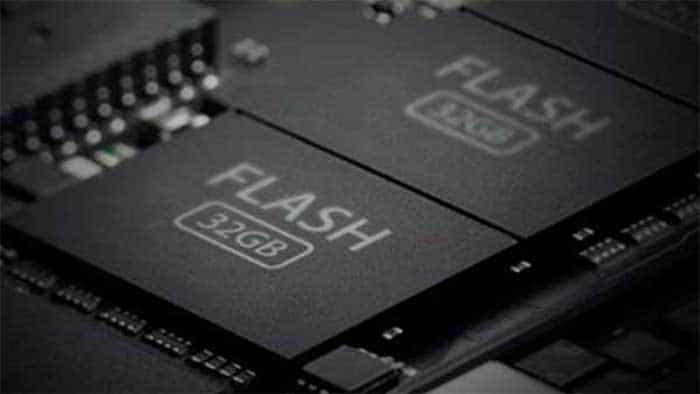 Types Of Flash Memory