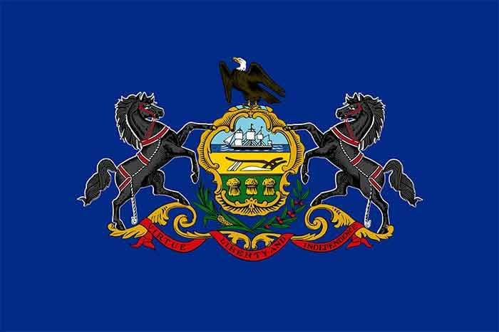 Data Recovery Pennsylvania Flag Pennsylvania | Ttr Data Recovery