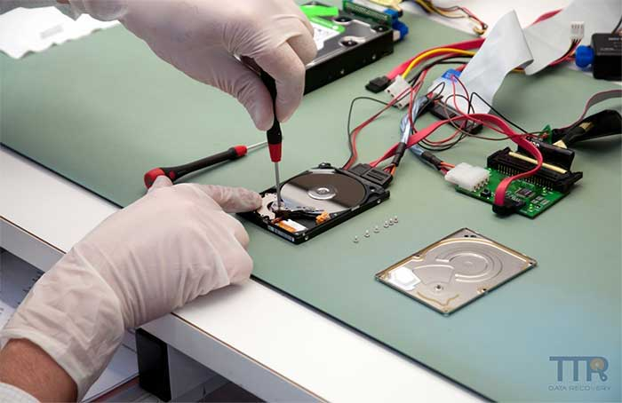 Hard Drive Data Recovery Dedicated Hard Drive | TTR Data Recovery