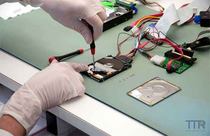 Hard Drive Data Recovery Richmond Introduction Richmond | TTR Data Recovery