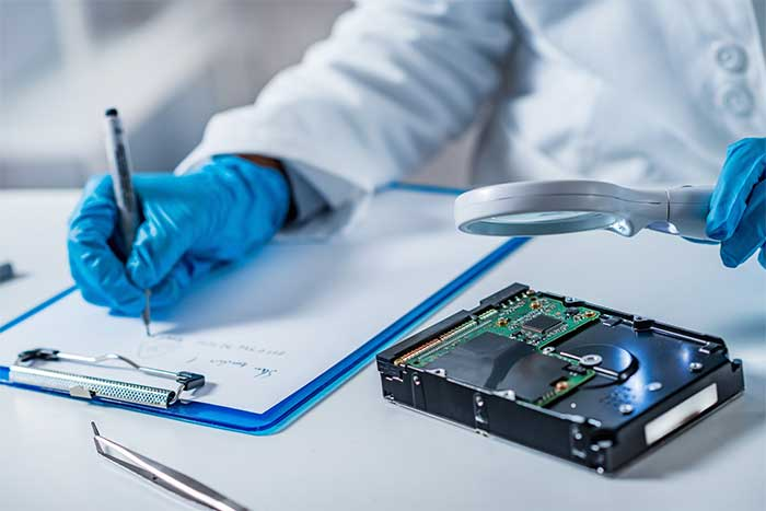 HGST Data Recovery Introduction | TTR Data Recovery
