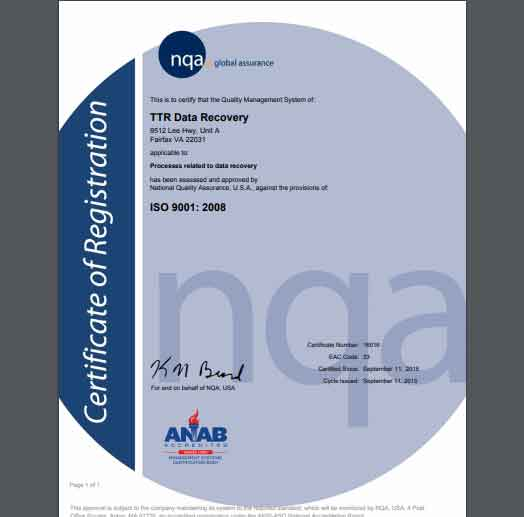 Iso Certification 2