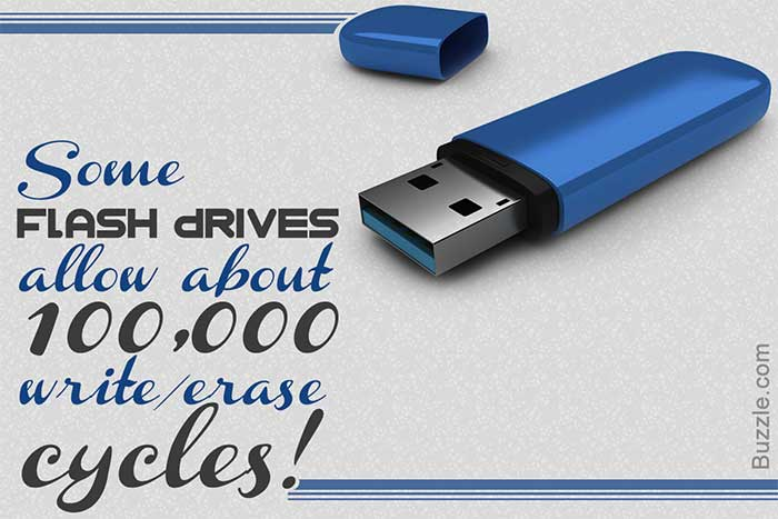 How does a flash drive work Description | TTR Data Recovery