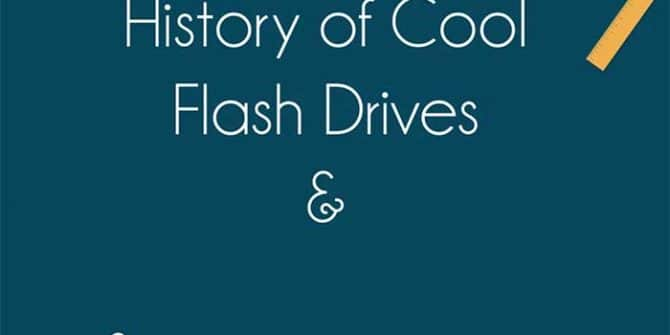 How does a flash drive work Flash Drive History | TTR Data Recovery